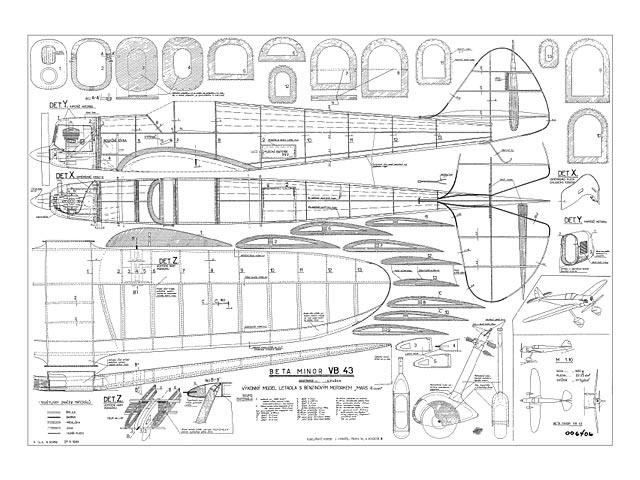 Beta Minor VB-43 - plan thumbnail image