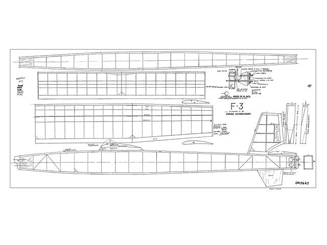 F-3 Wakefield - plan thumbnail image