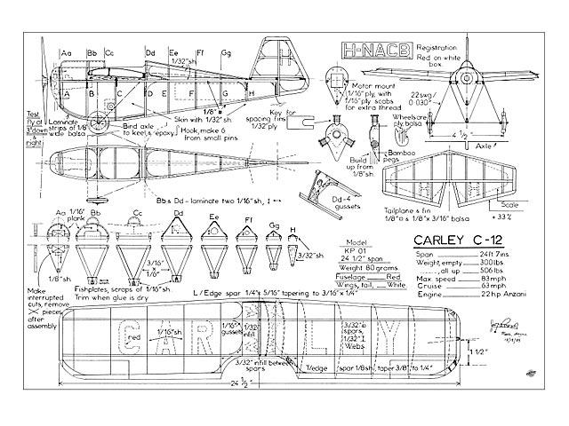 Carley C-12 (oz10138) by Eric Marsden 1989