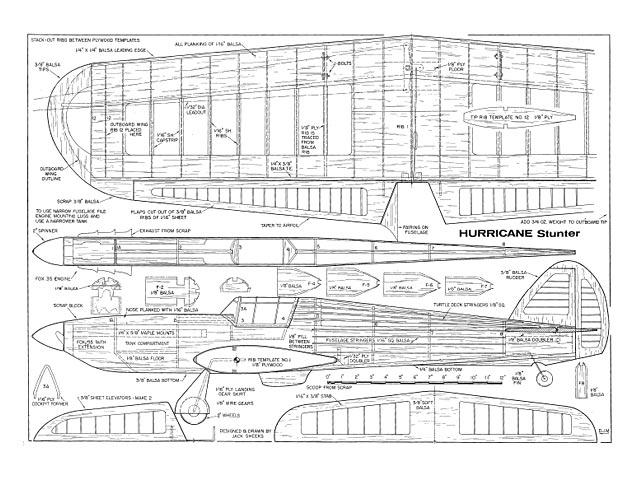 Hurricane - plan thumbnail image