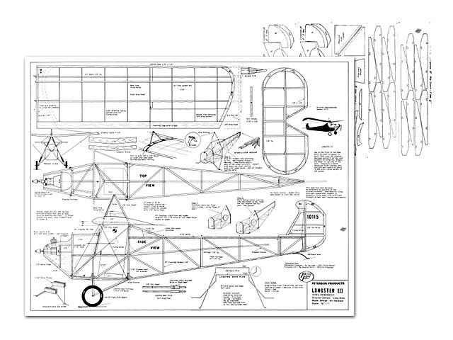 Longster III - plan thumbnail image