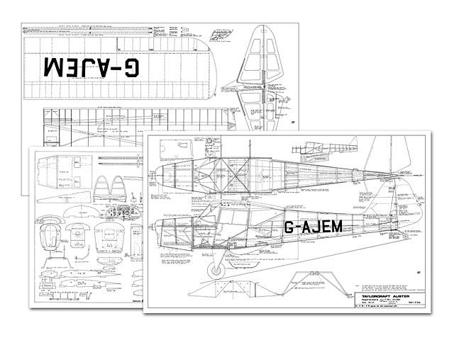 Taylorcraft Auster - 10168