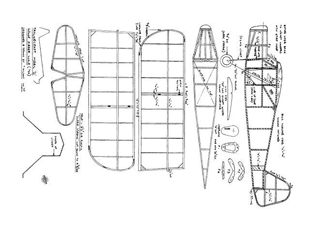 Taylorcraft Model D - 10173