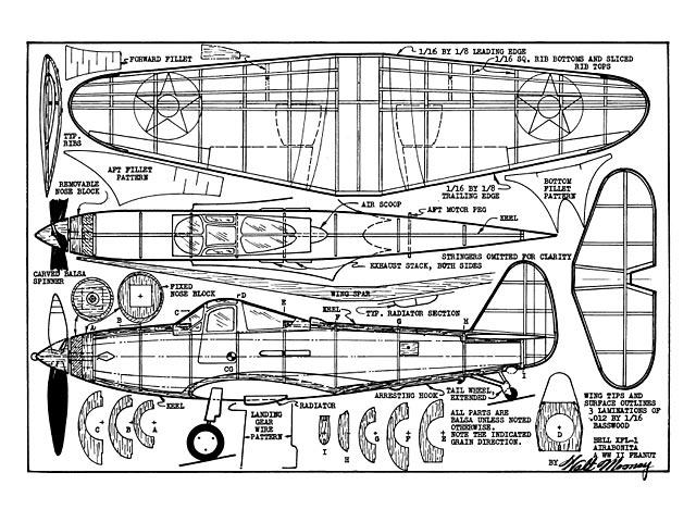 Bell XFL-1 Airabonita - 10177
