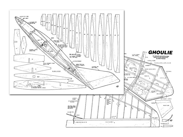 Ghoulie II - plan thumbnail image