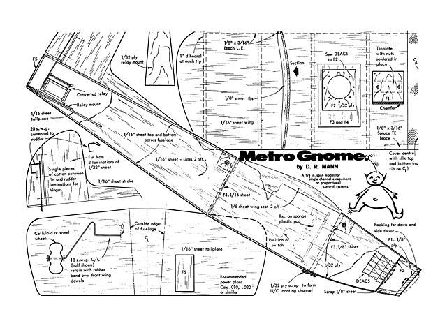 Metro Gnome - plan thumbnail image