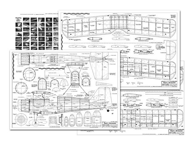 Super Aeromaster - plan thumbnail image