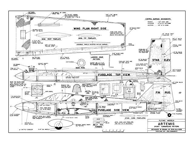 Artemis - plan thumbnail image