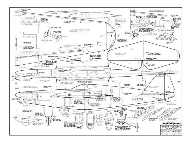 Phony Folkerts - plan thumbnail image