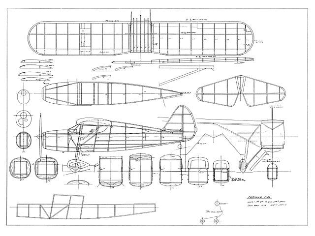 Fairchild F-24 (oz103) by John Bell from Bell Models