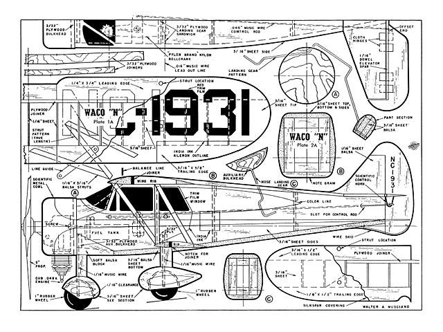 Waco N - 10311