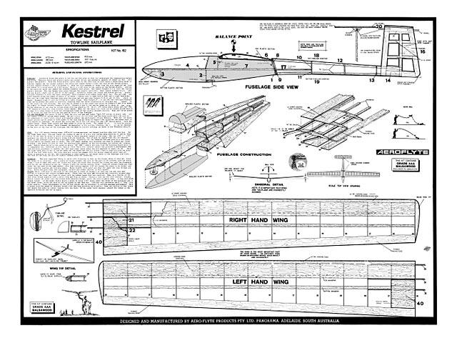 Kestrel - plan thumbnail image