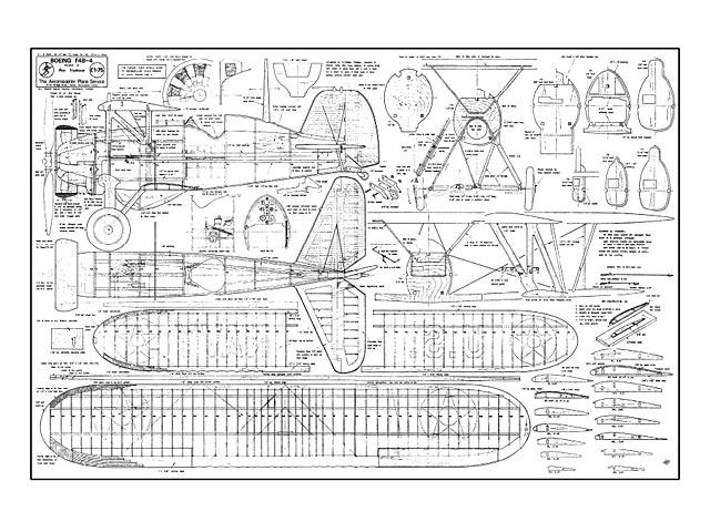 Boeing F4B-4 - 10336