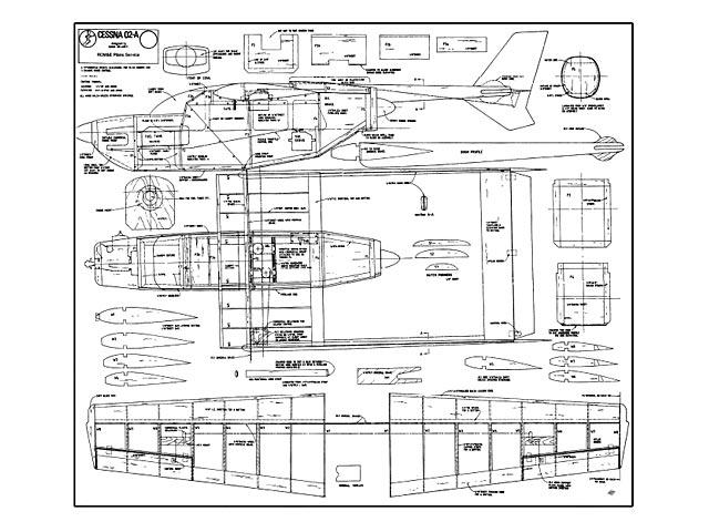 Cessna O2-A - 10343