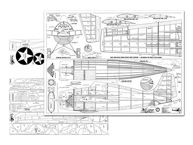 Grumman F4F-4 Wildcat - 10348