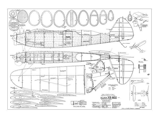 Rejnok VB-602 - plan thumbnail image