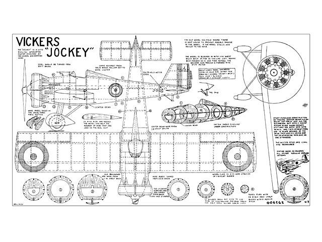 Vickers Jockey - plan thumbnail image