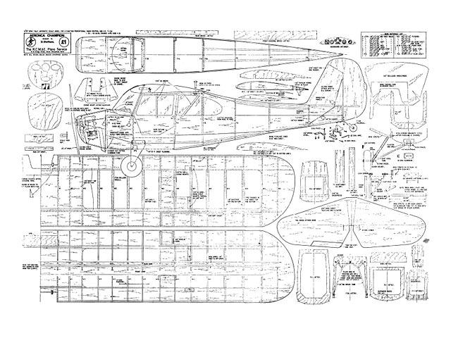 Aeronca Champion - plan thumbnail image