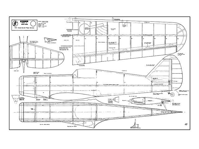 Ilyushin IL-1E - plan thumbnail image