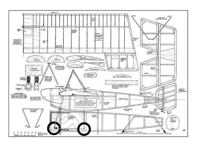 Lincoln Beachey - plan thumbnail image