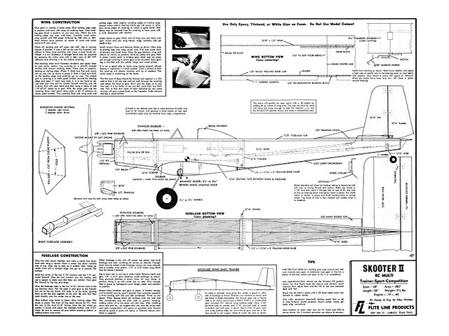 Skooter II - plan thumbnail image
