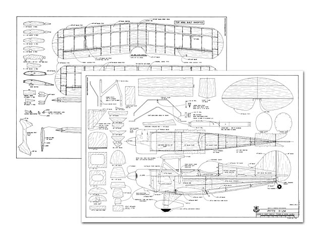 Pitts S2A - plan thumbnail image
