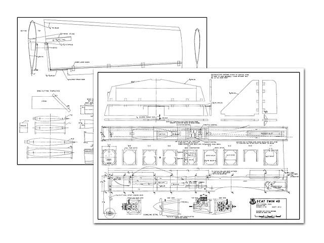 Scat Twin 40 - 10520