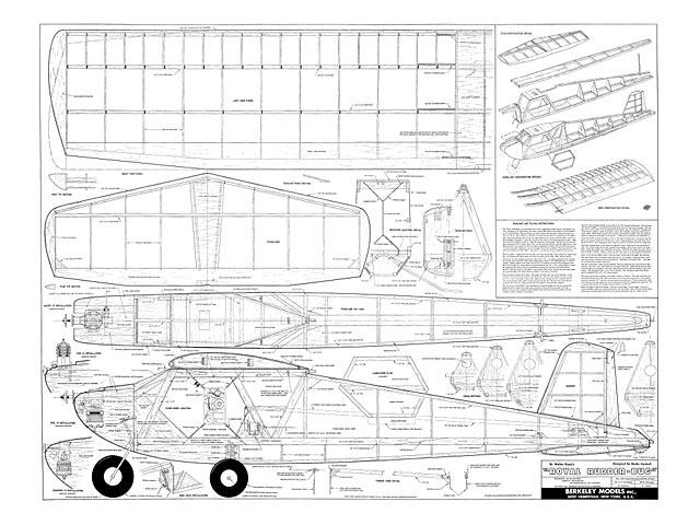 Royal Rudder Bug - plan thumbnail image