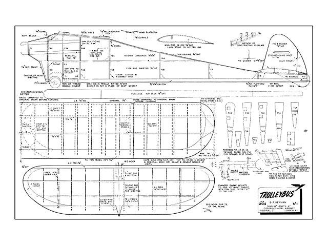 Trolleybus - plan thumbnail image