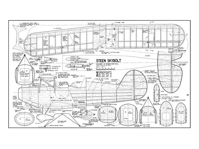 Steen Skybolt - plan thumbnail image