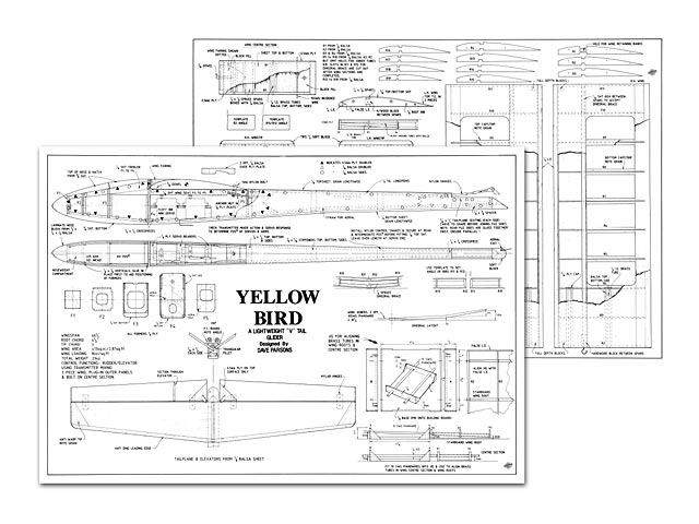 Yellow Bird - plan thumbnail image