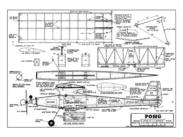 Pong - plan thumbnail image