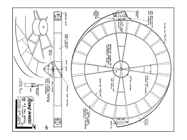 Flying Wheel - plan thumbnail image