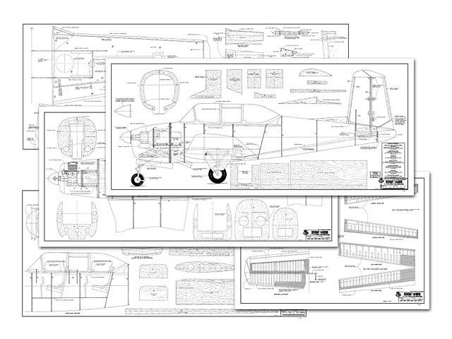 Beechcraft T-34 Mentor - 10609