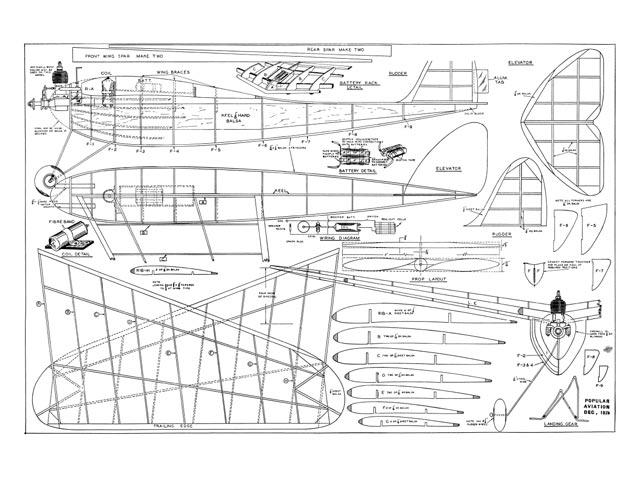 Popular Aviation Special - 10611