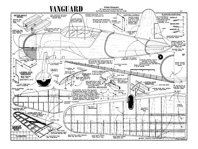 Vultee Vanguard - 10612