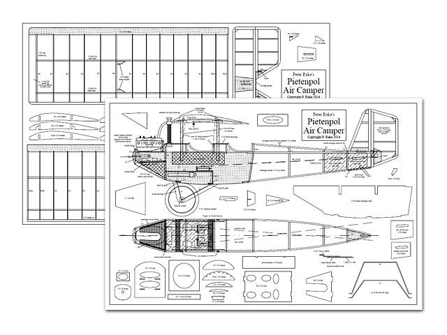 Pietenpol Air Camper - plan thumbnail image