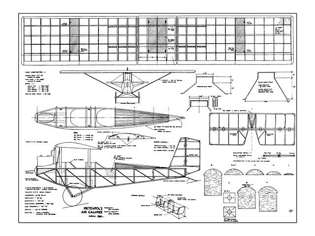 Pietenpol Air Camper - 10654