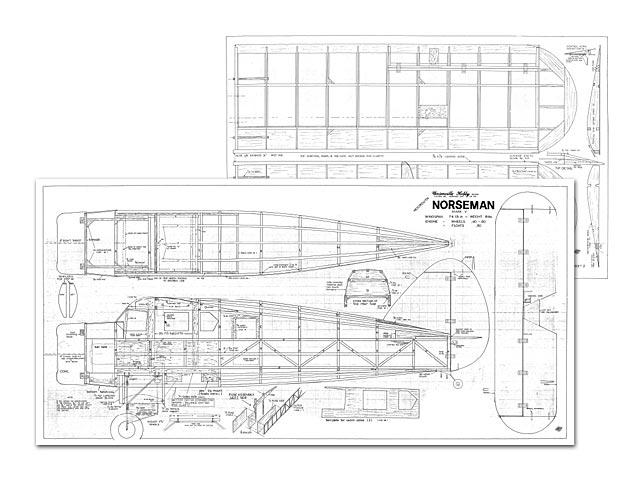 Noorduyn Norseman Mk V - 10671