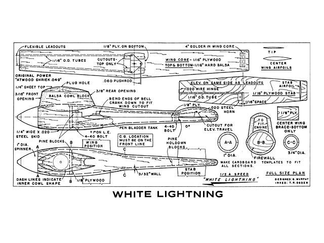White Lightning - 10674