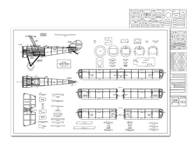 Sopwith Triplane - 10695