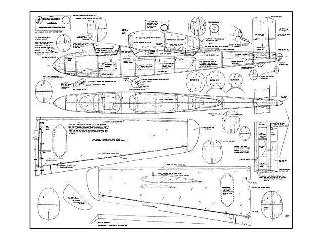 PSS Salamander - plan thumbnail image