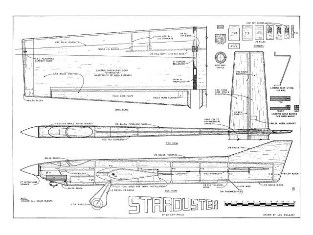 Starduster - plan thumbnail image