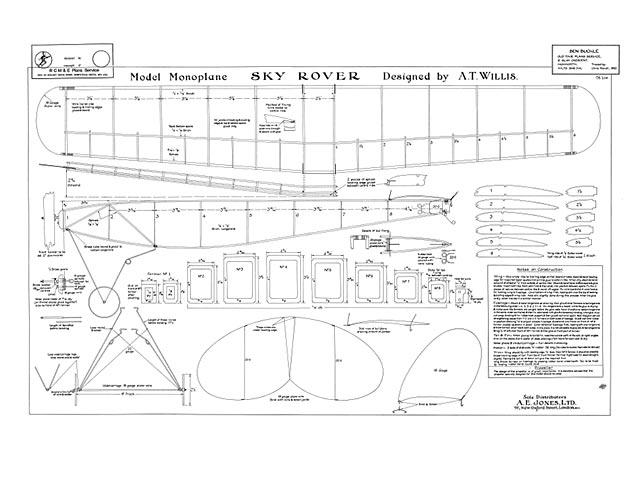 Sky Rover - plan thumbnail image