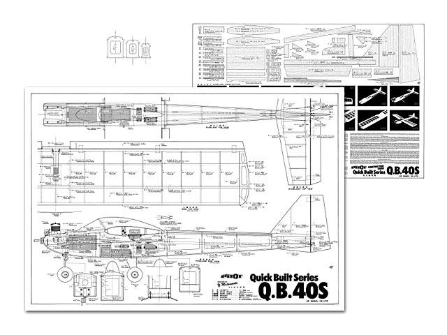 QB 40S - plan thumbnail image