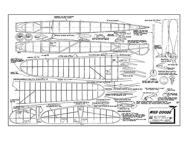 Wild Goose - plan thumbnail image