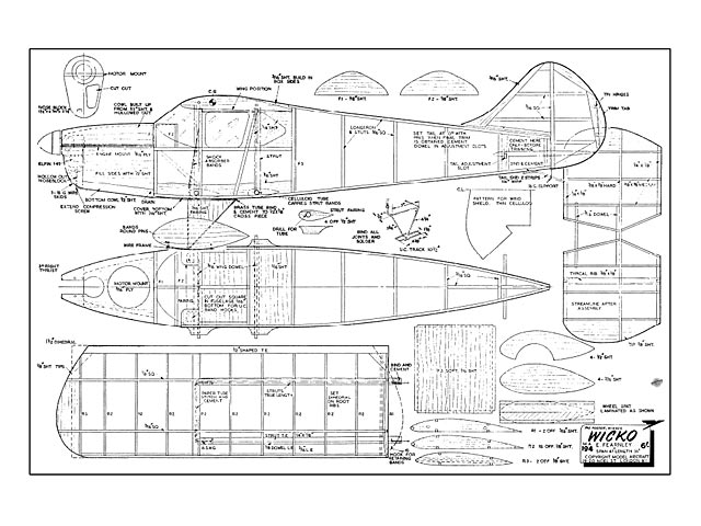 Foster Wicko - plan thumbnail image