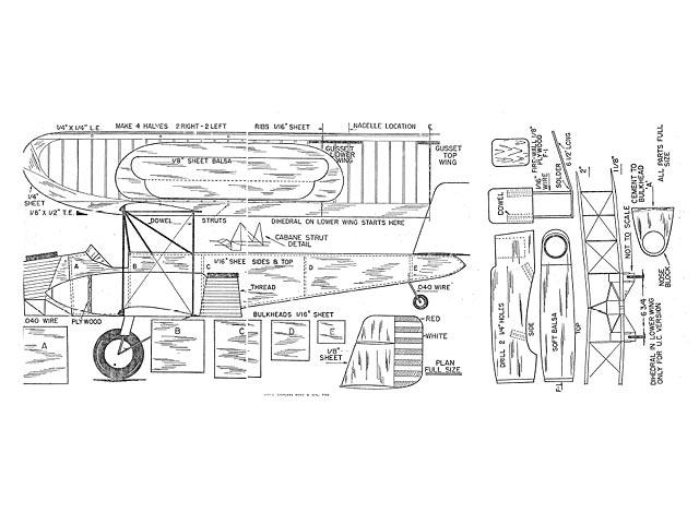 Curtiss Condor - plan thumbnail image