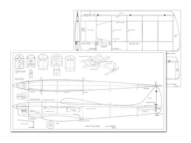 Pylon Racer - plan thumbnail image