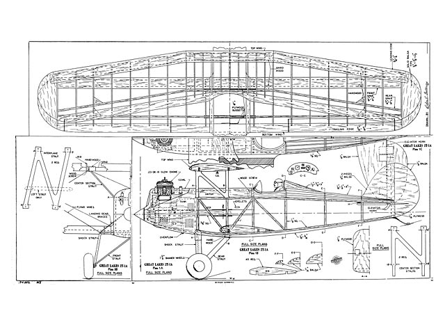 Great Lakes Trainer 2T-1A - plan thumbnail image
